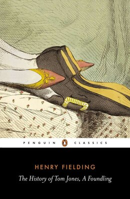 Book The History Of Tom Jones, A Foundling: by Henry Fielding