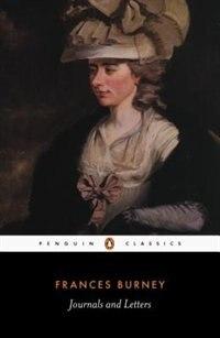 Journals And Letters: Burney, Frances