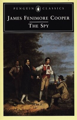 Book The Spy by James Fenimore Cooper