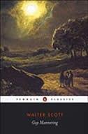 Book Guy Mannering by Walter Scott