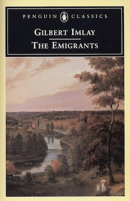 Book The Emigrants by Gilbert Imlay