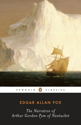 Book The Narrative Of Arthur Gordon Pym Of Nantucket by Edgar Allan Poe