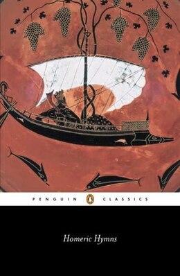 Book Homeric Hymns by Nicholas Homer