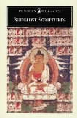 Book Buddhist Scriptures by Edward Anonymous