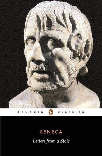 Letters From A Stoic Book by Robin Seneca Paperback