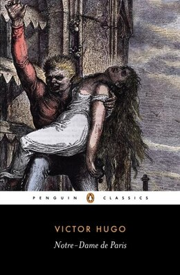 Book Notre-dame Of Paris by Victor Hugo