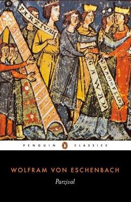 Book Parzival by Wolfram von Eschenbach