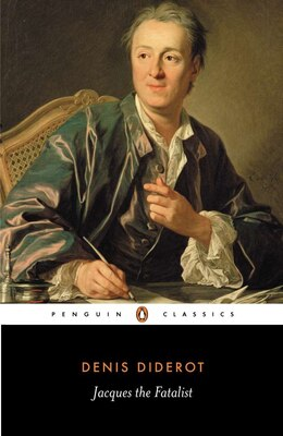 Book Jacques The Fatalist And His Master by Denis Diderot