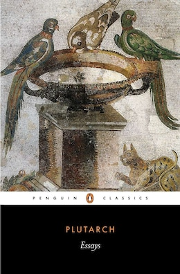 Book Essays by Robin Plutarch