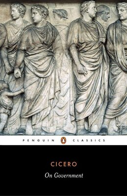 Book On Government by Marcus Tullius Cicero