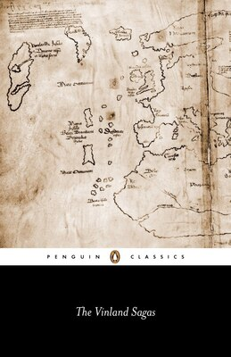 Book The Vinland Sagas by Gisli Anonymous