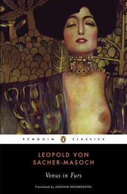 Book Venus In Furs by Leopold von Sacher-Masoch