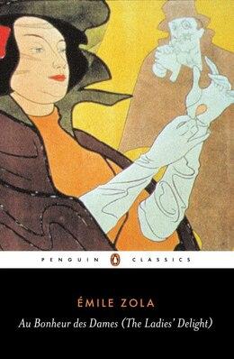 Book Au Bonheur Des Dames by Emile Zola