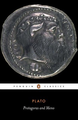 Book Protagoras And Meno by Adam Plato