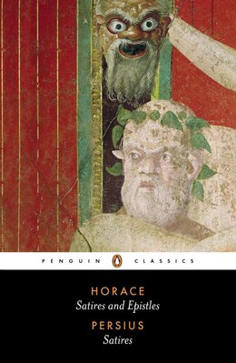 Book The Satires Of Horace And Persius by Rudd Horace