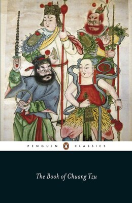 Book The Book Of Chuang Tzu by Martin Palmer