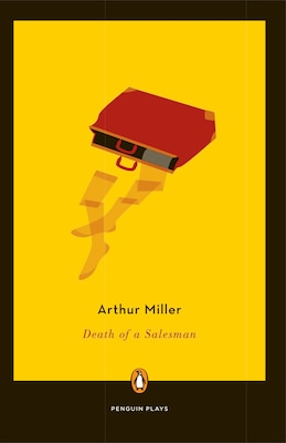 Book Death Of A Salesman by Arthur Miller