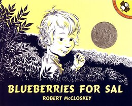 Book Blueberries for Sal by Robert Mccloskey