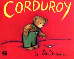 Book Corduroy by Don Freeman