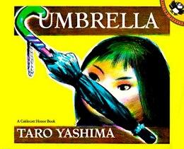 Book Umbrella by Taro Yashima