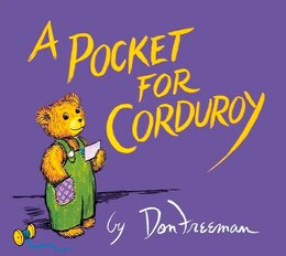 Book A Pocket For Corduroy by Don Freeman