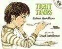 Book Tight Times by Barbara Shook Hazen