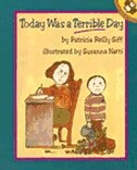 Book Today Was A Terrible Day by Patricia Reilly Giff