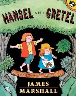 Book Hansel And Gretel by James Marshall