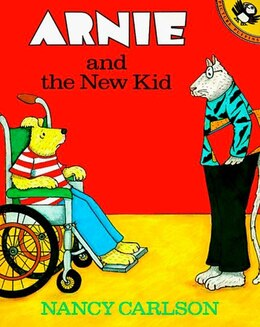 Book Arnie And The New Kid by Nancy Carlson