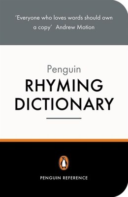 Book The Penguin Rhyming Dictionary by Rosalind Fergusson