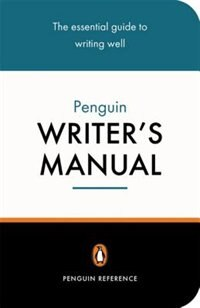 Book Penguin Writers Manual by Martin Manser