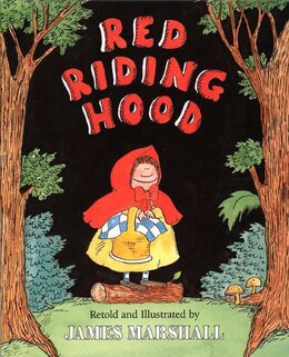 Book Red Riding Hood by James Marshall