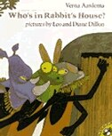 Book Who's In Rabbit's House? by Verna Aardema