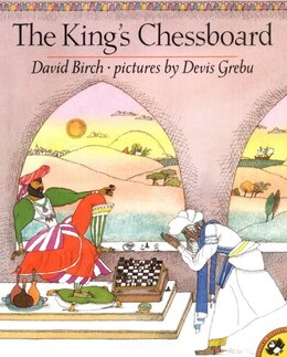 Book The King's Chessboard by David Birch