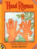 Book Hand Rhymes by Marc Brown