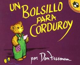 Book Un Bolsillo Para Corduroy by Don Freeman