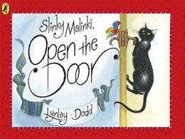 Book Slinky Malinki Open the Door by Lynley Dodd