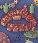 Book The Letters Are Lost: A Picture Book About The Alphabet by Lisa Campbell Ernst
