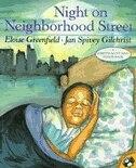 Book Night On Neighborhood Street by Eloise Greenfield