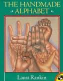Book The Handmade Alphabet by Laura Rankin