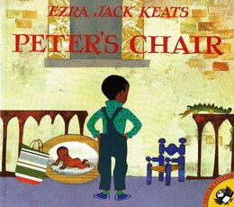 Book Peter's Chair by Ezra Jack Keats