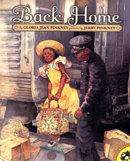 Book Back Home by Gloria Jean Pinkney