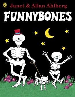 Book Funnybones by Allan Ahlberg
