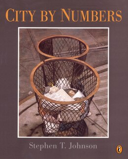 Book City By Numbers by Stephen T. Johnson