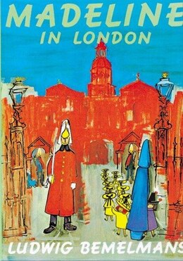 Book Madeline In London by Ludwig Bemelmans