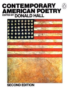 Book Contemporary American Poetry: Revised And Expanded Second Edition by Donald Various