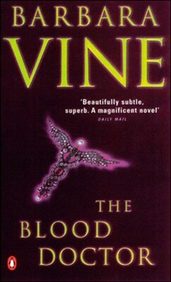 Book Blood Doctor by Barbara  Vine