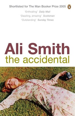 Book Accidental by Ali Smith