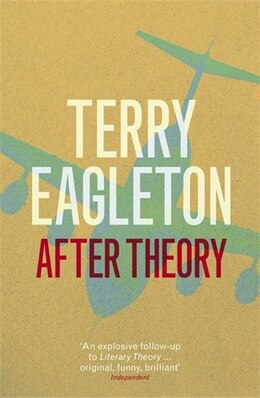 Book After Theory by Terry Eagleton