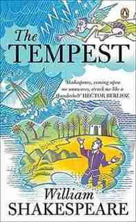 Red Classic Tempest by William Shakespeare